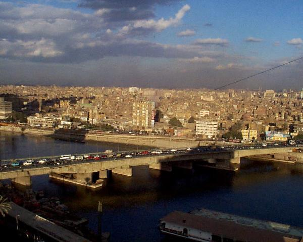 cairo, the nile